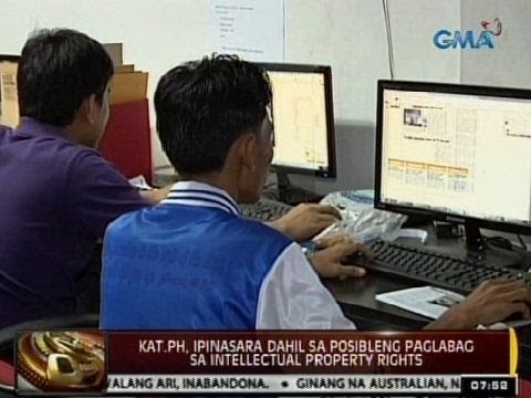 24Oras: Kat.ph, ipinasara dahil sa posibleng paglabas sa intellectual property rights
