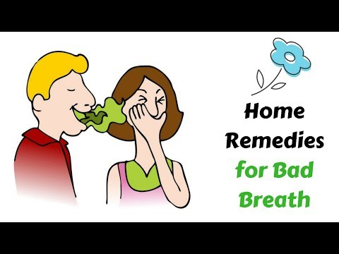 How To Cure  Bad Breath Permanently |  How To Get Good Breath Fast Naturally