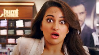 Sonakshi sees the unwanted