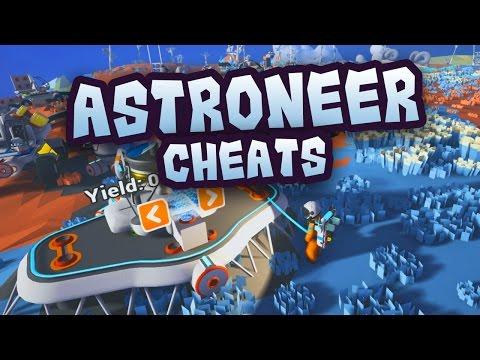 FIXED on Dec. 22, 2016 - Astroneer Cheats: Infinite Resources (Trade Platform)