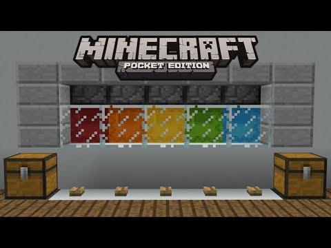 Minecraft Automatic Shulker Box Display (PE/Xbox/Windows10/Switch)