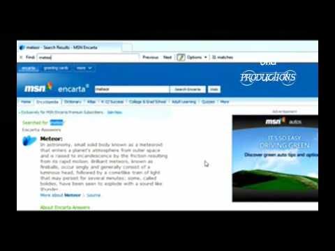 Internet Explorer 8 Final Official Release (HD)