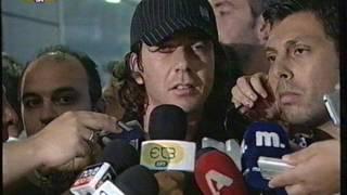 Ο ΠΑΜΠΛΟ ΓΚΑΡΣΙΑ ΣΤΟΝ ΠΑΟΚ (2008)