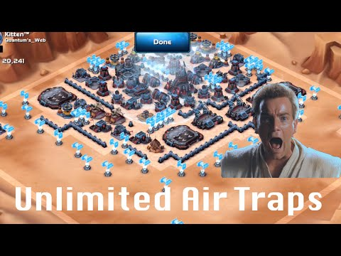 Unlimited Trap Hack - Star Wars Commander