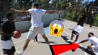 HE MADE YOUTUBER FALL TO THE GROUND!! 2 VS 2 MCQUEEN! With Ash VLOG