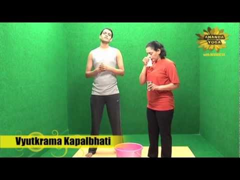 Yoga for People Suffering from Cold and Cough