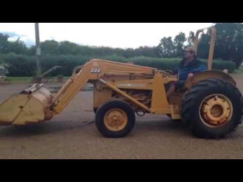 Massey Ferguson Workbull 204