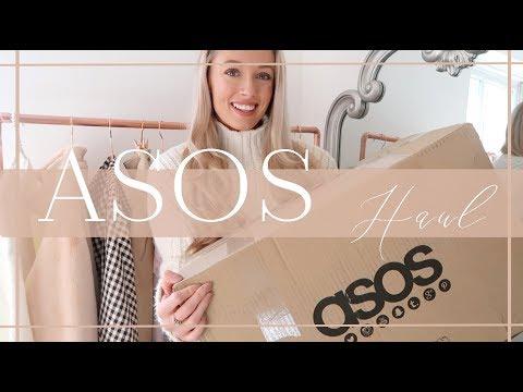 ASOS HAUL & TRY ON // Pre-Spring 2018   |  Fashion Mumblr