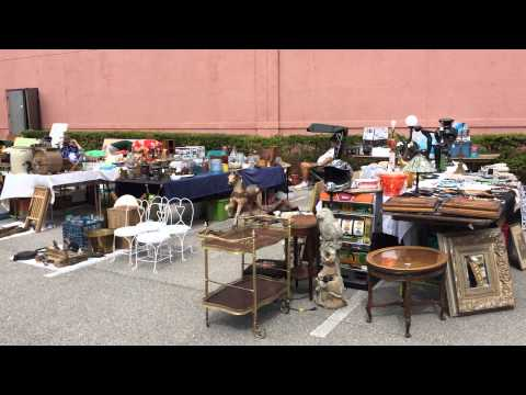 Antiques Mall Outdoor Estate Sale