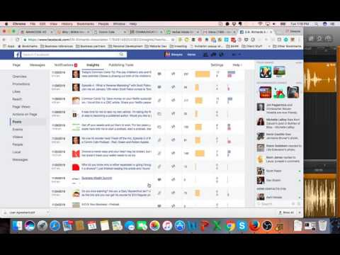 How to use Insights on your Facebook business page
