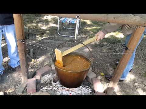 Apple Butter Making Days
