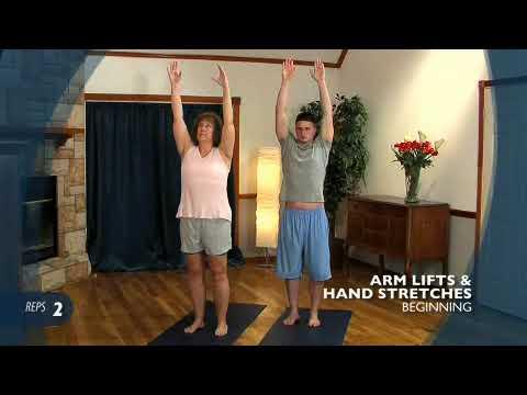 Arm and Shoulder Stretches - Stretch4Life.com