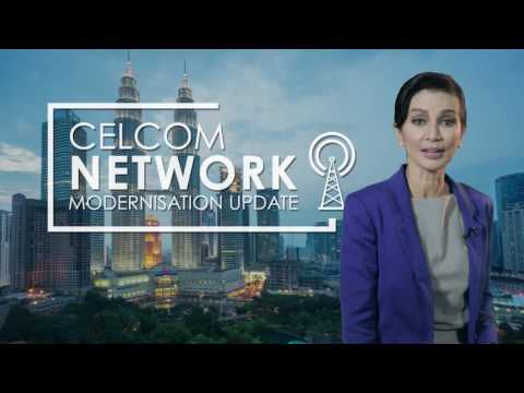 Webisode 10 - CELCOM NETWORK MODERNISATION UPDATE – WEEK 10