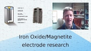Iron Battery: thinking of how to suppress hydrogen