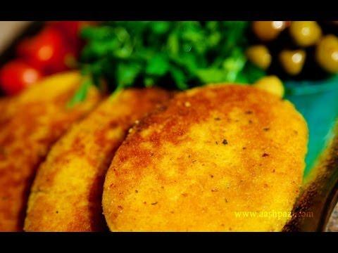 potato patties (potato) recipe