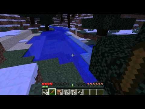 Minecraft PVP W/ ClozingIn & OMG_Its_Beiber #3 [ClozingIn's View]