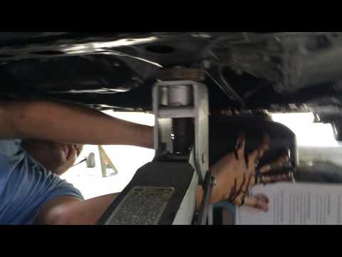 Transmission/Transaxle fluid change, 2010 3rd gen Toyota Prius