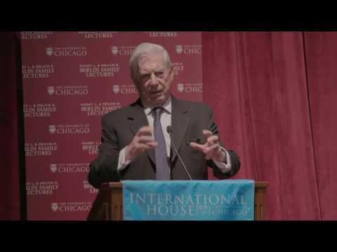 Mario Vargas Llosa,