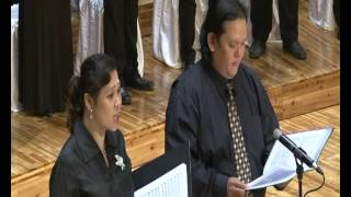 I Want To Thank You Lord - Moses Hogan - Jakarta Festival Chorus