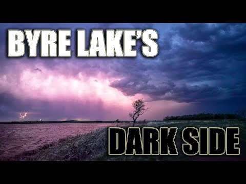 THE DARK SIDE OF BYRE LAKE! AN E-BIKE TOUR OF FREE RV LAKESIDE CAMPING IN SOUTH DAKOTA #VANLIFE