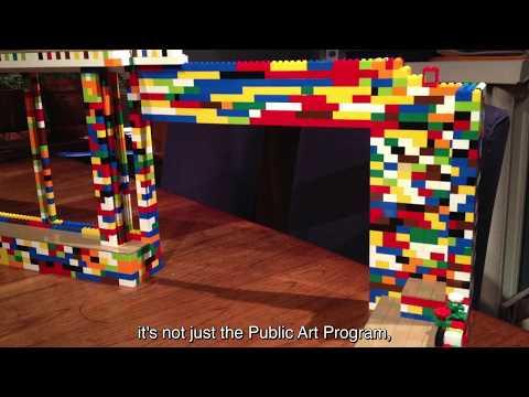 Public Art: Building Colour by Panya Clark Espinal