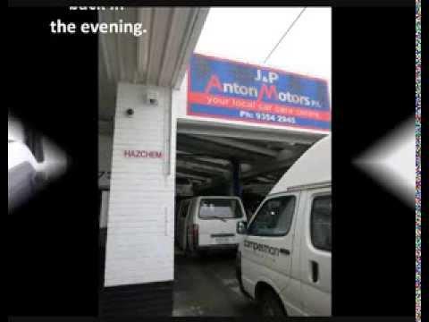 Car scam Australia by mechanic Camperman: J&P Anton Motors Camperman Australia, Melbourne
