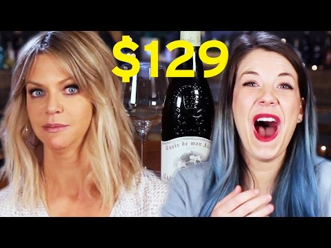 People Guess Cheap Vs. Expensive Wine