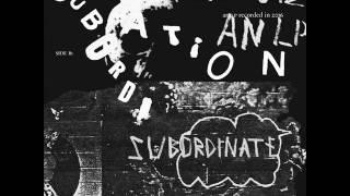 Institute - Subordination LP (2017)
