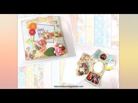 Gift idea: Mini Album Card