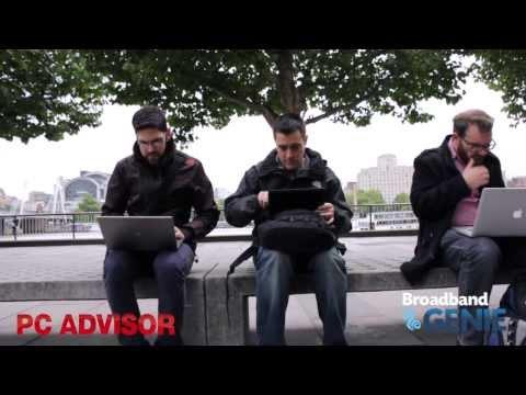 How good are public Wi-Fi hotspots? Public Wi-Fi test - PC Advisor