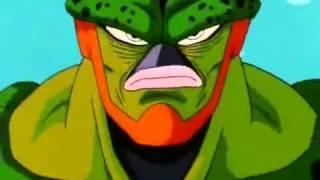 Dragon Ball Z_Cell vuole assorbire C-18_Le voci di Cell, C-17, C-16 sono di Vincenzo (Fandub)