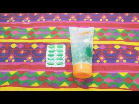 Benefits of Vit E and Aloevera gel| Vitamin E aloevera skin benefits skin serum and mask