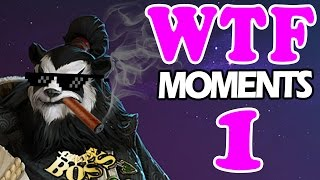 Heroes of The Storm WTF Moments Ep.1
