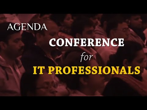 Agenda for 4th National IT conference for IT professionals - Mount Abu