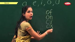 Phonics Chapter 2 : Two Letter Words | Learn Phonics For Kids | Phonics Classroom Teaching Lessons