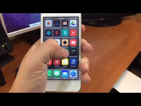 How to Theme iPhone No Jailbreak