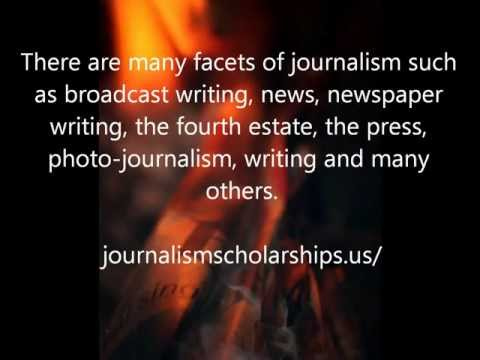 Journalism Scholarships for Exciting Careers
