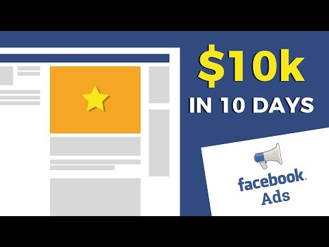 How to Make Money With Facebook Ads Part 1