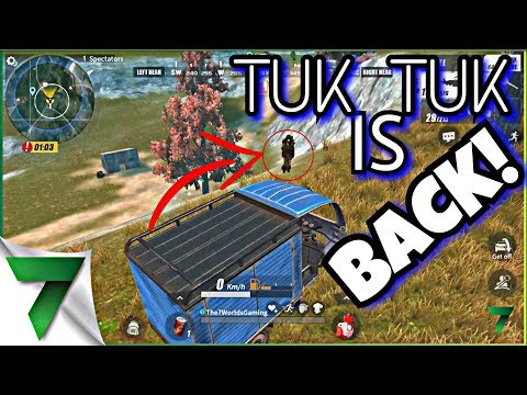 TUK TUK STRATEGY IS BACK!   Rules of Survival
