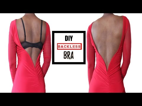 Xxx Mp4 How To Make A Backless Bra For All Boob Sizes 3gp Sex