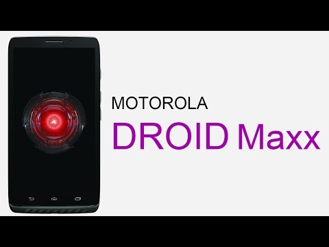 Motorola Droid Maxx | Specifications and Features