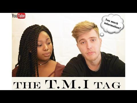 TMI TAG - Ollie + Tay