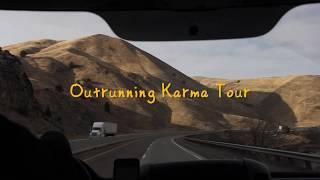 Alec Benjamin - Outrunning Karma Tour (Trailer)