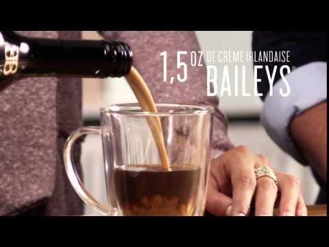 Baileys et café