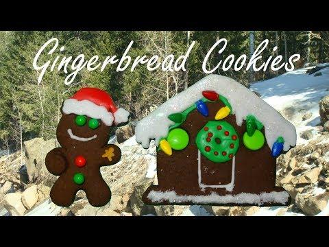 Gingerbread Cookies - How to make Gingerbread Cookies