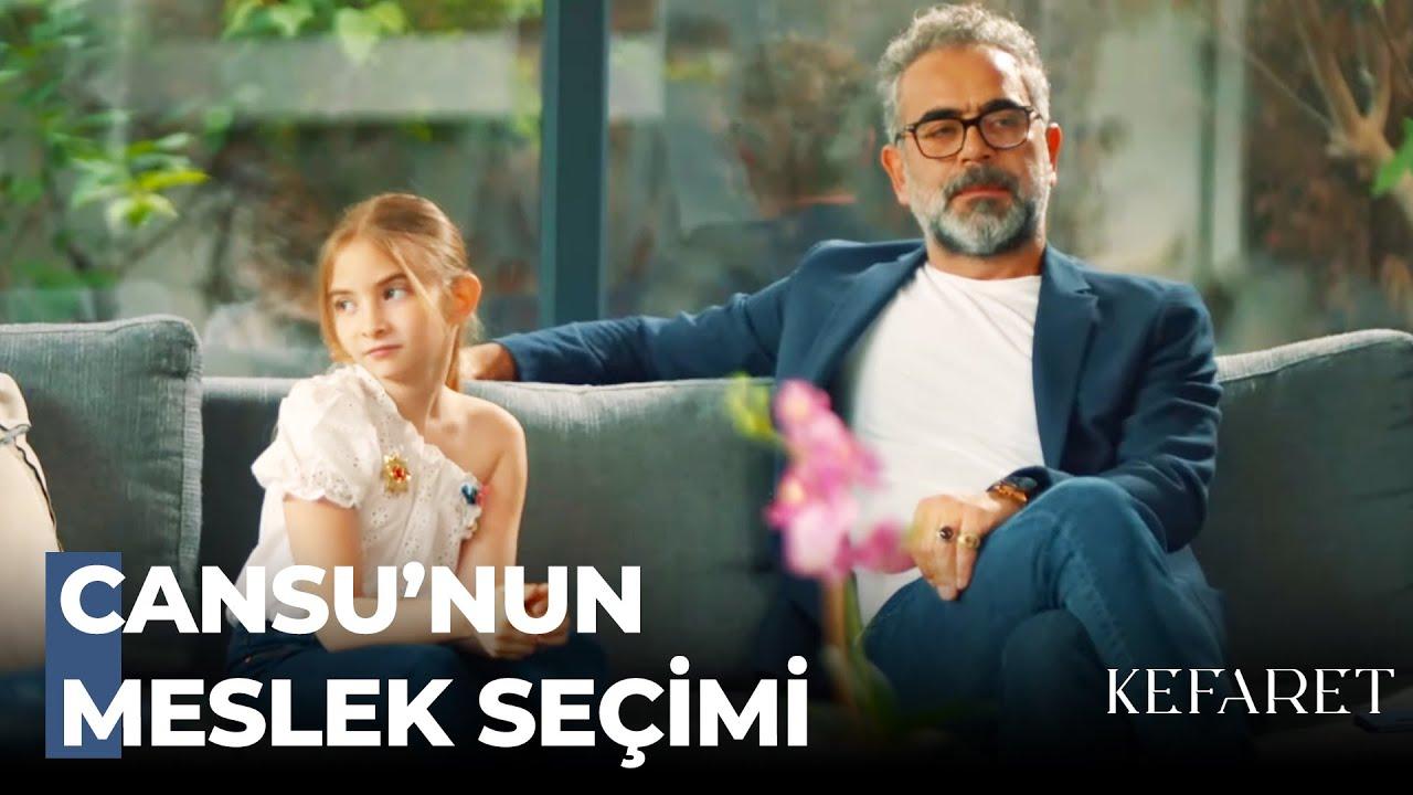 Ahmet ve Cansu'nun Kariyer Konuşması - Kefaret 29. Bölüm