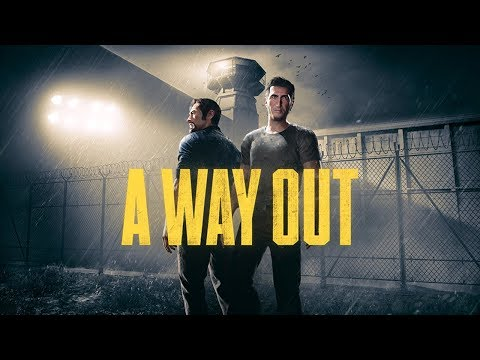 A Way Out Live Stream Pt. 3 w/ Daithi De Nogla - The Finale!