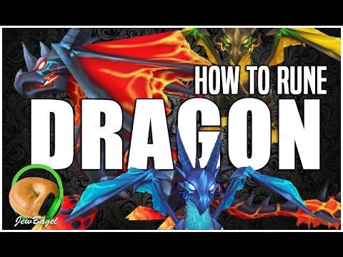 SUMMONERS WAR : How to Rune DRAGON (Zaiross, Verad, Jamire, Grogen, Zerath)