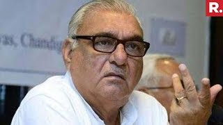 Former Haryana CM Hooda Accused In CBI