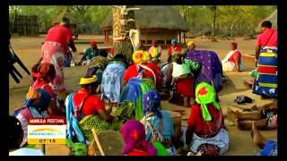 The annual Marula festival showcase the Marula traditional beer